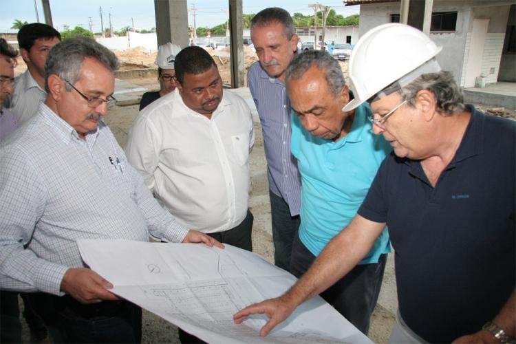 Mercado Vereador Milton Santos será entregue em 5 meses