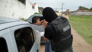 Operação 75: polícia prende traficantes e assaltantes na Zona Sul de Aracaju