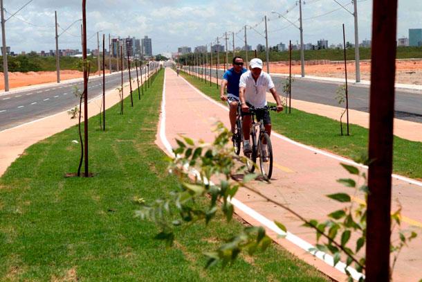 Prefeitura de Aracaju libera tráfego de veículos sobre a ponte Gilberto Vila-Nova