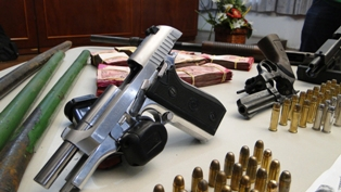 Polícia prende quadrilha que explodia caixas eletrônicos em cidades do Nordeste