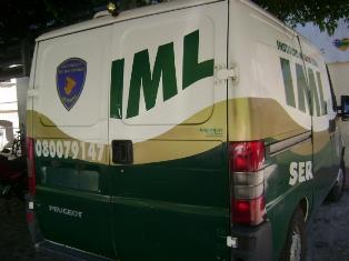 Três corpos são necropsiados no IML