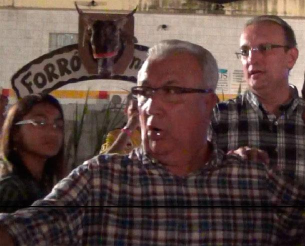 Jackson Barreto diz que Almeida Lima deu um golpe de mestre em Amorim