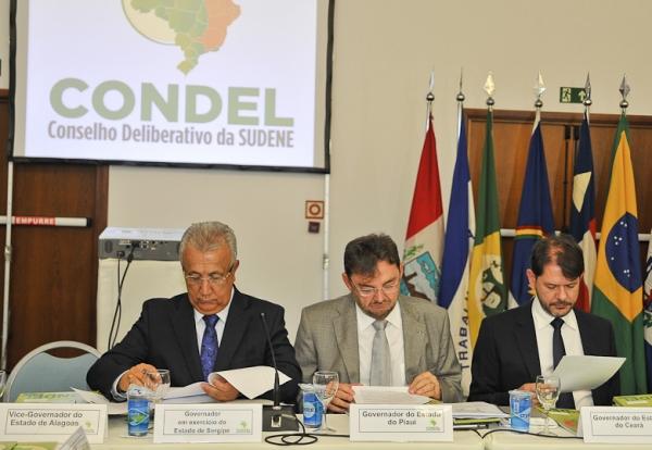 Jackson reivindica avanço nas ações de combate à seca em reunião da Sudene