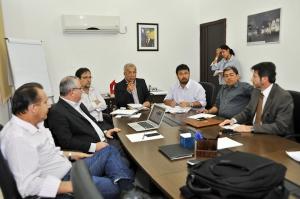 Governador reúne secretários para discutir celeridade nas ações do Proinveste