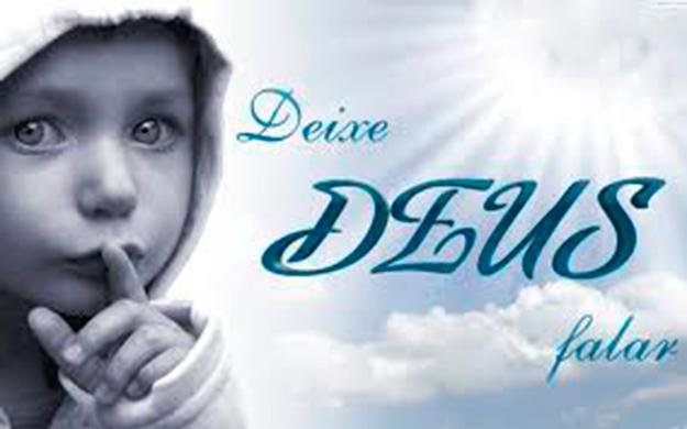 Versículos do dia – Deixe Deus Falar Contigo.