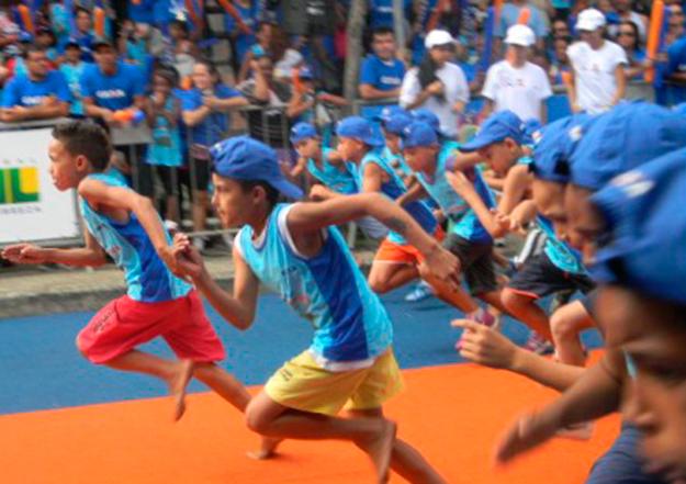 Caixa Econômica promove Circuito Caixa de Maratoninha em Aracaju
