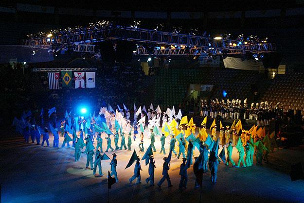 Aracaju será sede dos Jogos Universitários