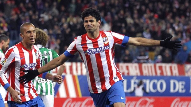 Diego Costa poderá ser convocado no dia 7 de novembro