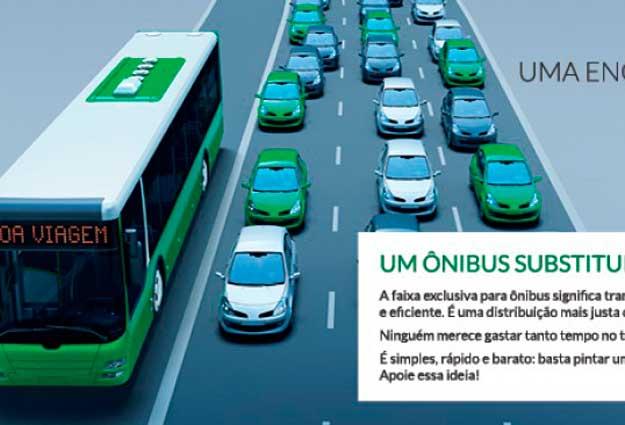 Setor lança campanha para qualificar transporte público