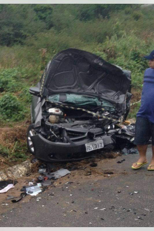Três pessoas morrem em acidente grave no interior de Sergipe