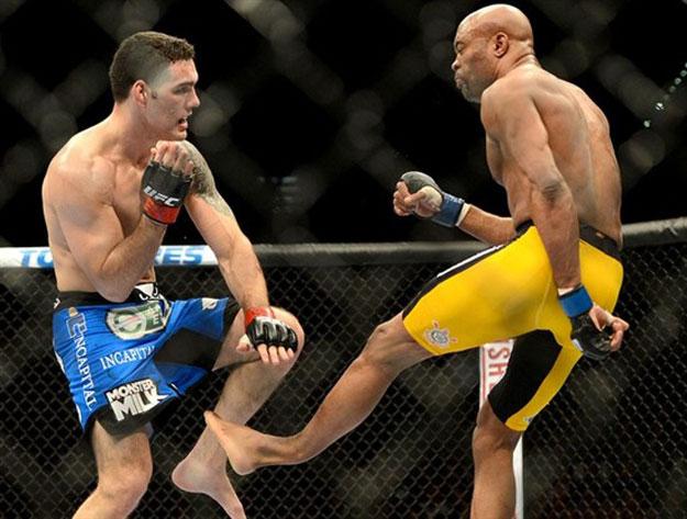 "Lutador ""Anderson Silva ""perde a luta aos gritos (VEJA OS VIDEOS )"