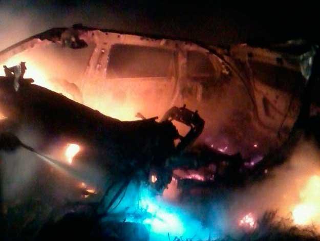 Homem morre carbonizado em  uma rodovia  de Sergipe