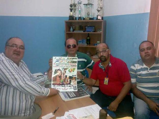 Radialistas Sergipanos terão desconto especial em bloco carnavalesco no Pré Caju 2014