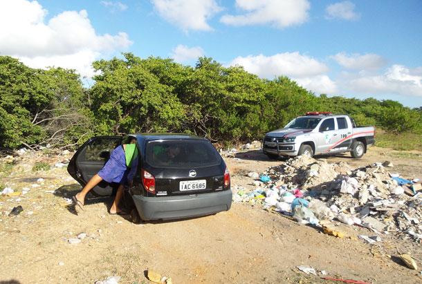 Policia Militar consegue recuperar veículo roubado em Aracaju
