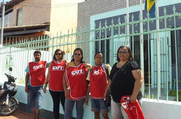 Manifestação de servidores públicos provoca criação de mesa de negociação