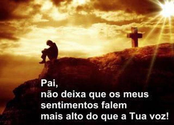 Deus quer que você não se esqueça…