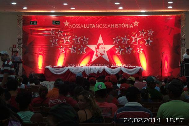 PT de Sergipe faz debate sobre conjuntura do país e do partido