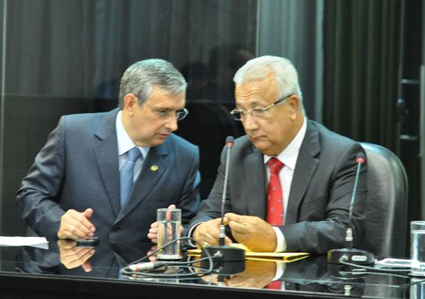 Senador Amorim propõe audiência conjunta para discutir Projeto Carnalita