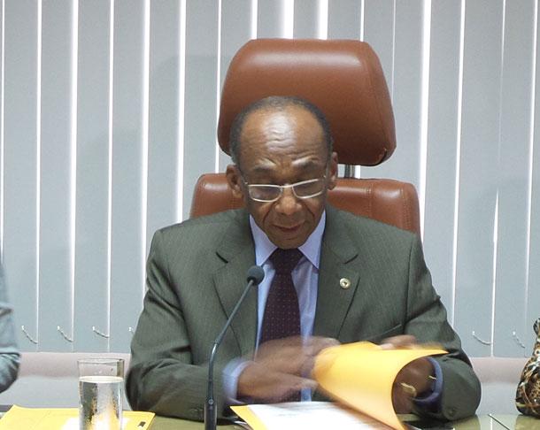 Deputado Antônio dos Santos é indicado para representar a UNALE na Câmara dos Deputados