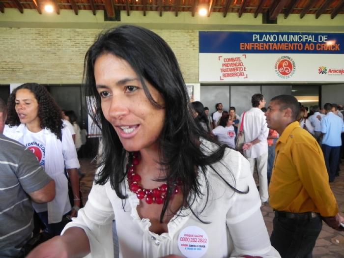 """""""O povo sergipano é inteligente e vai saber julgar os fatos"""", afirma Eliane Aquino"""