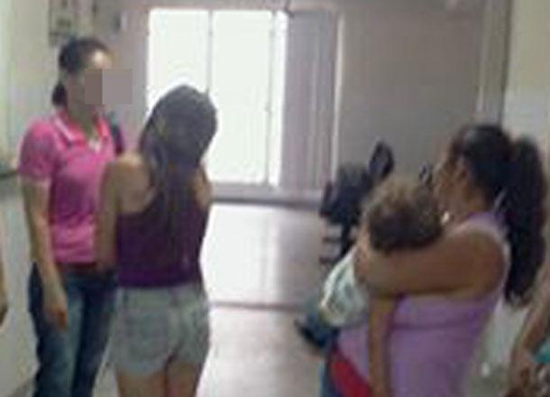 """Menina de 12 anos é trocada por uma """" vaca""""  para ter relações com comerciante"""
