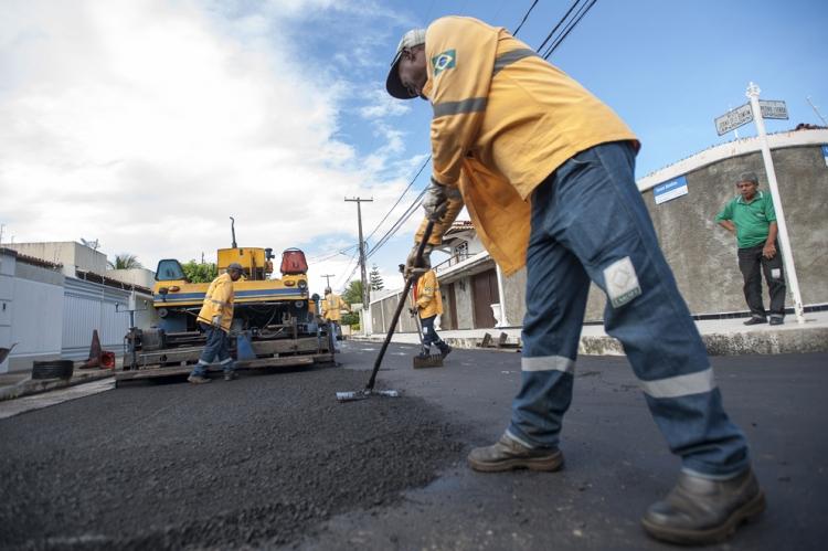 Rodando no Macio beneficia novas ruas