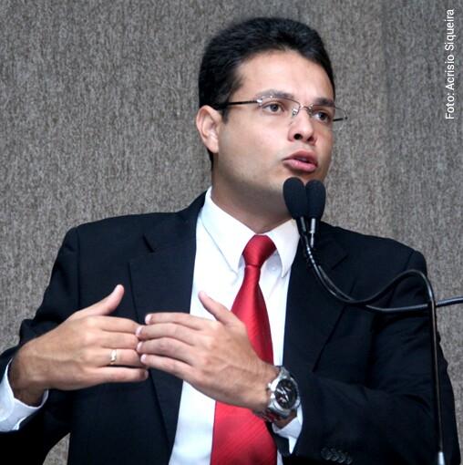 Anderson quer que PL do reajuste do magistério seja votado em caráter de urgência