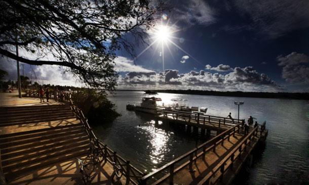 "Prefeitura de Aracaju apresenta ""Projeto Olinha Pôr do Sol"""