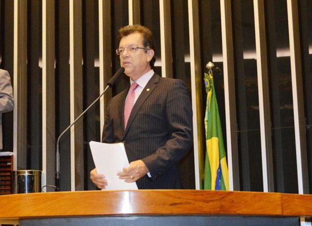 Laércio é membro das Comissões de Trabalho, Desenvolvimento e Turismo