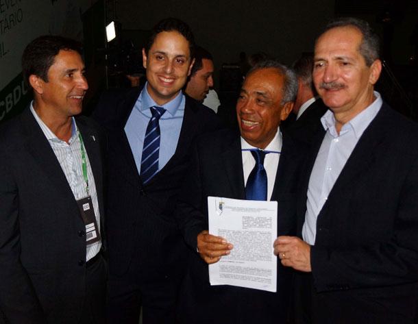 Prefeitura de Aracaju lança marca oficial do JUBs 2014