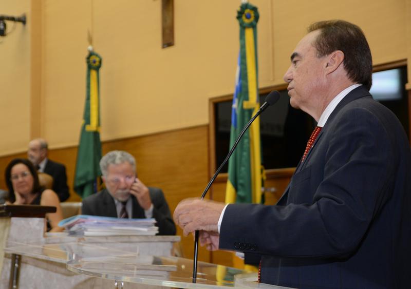 Venâncio Fonseca estranha veto às emendas do Proredes