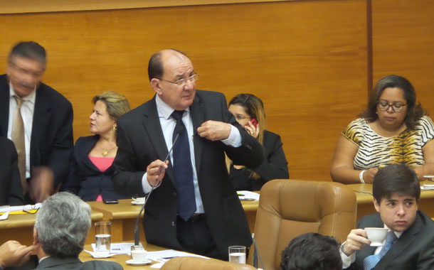 Augusto Bezerra tem mandato cassado