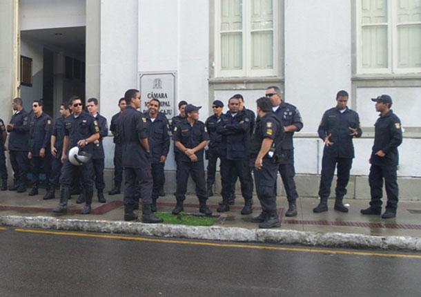 Sindicato denuncia que PMA persegue guardas municipais