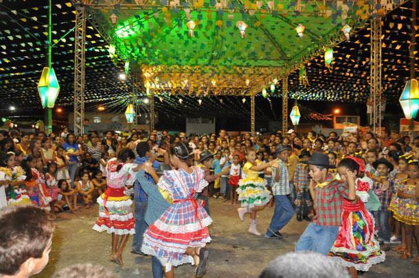 Festejos juninos de Pirambu começam nesta sexta-feira dia 12