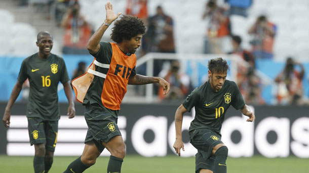 Seleção Brasileira diz está pronta para o jogo desta quinta-feira
