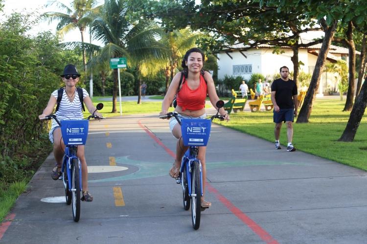 Caju Bike já é sucesso entre os aracajuanos