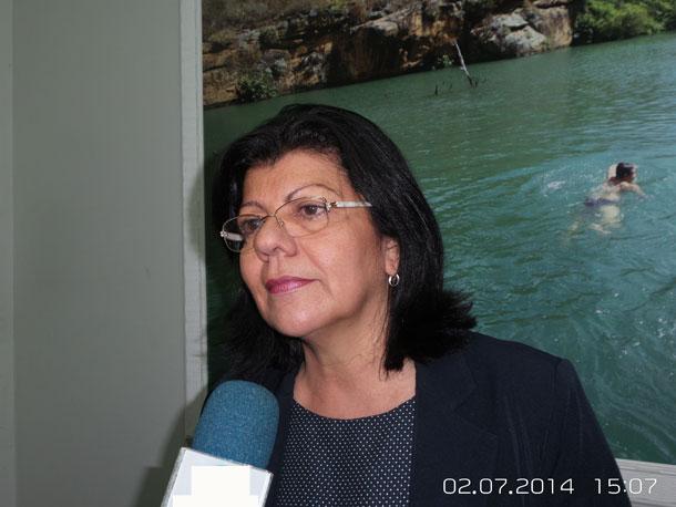 """""""O povo de Sergipe reconheceu o nosso trabalho e a pessoa humanitária de Dr. Vanderbal"""", diz Angélica Guimaraes"""
