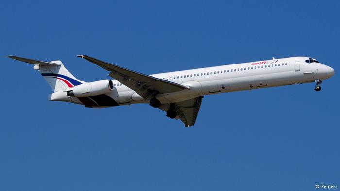 Destroços do avião da Air Algerie são localizados no Mali