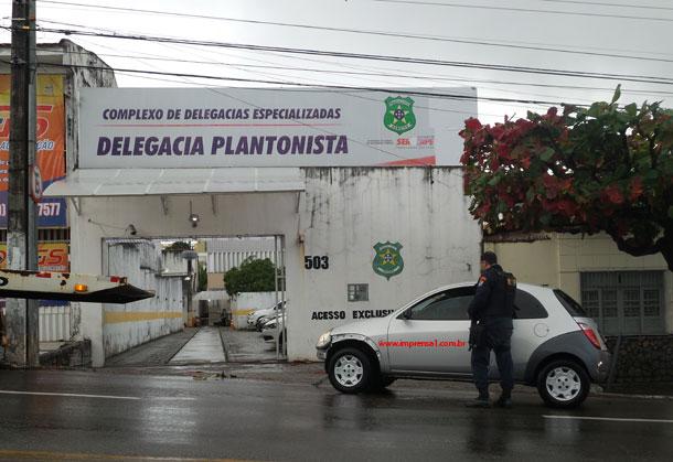 Bandidos tentam assaltar delegado de polícia em Aracaju