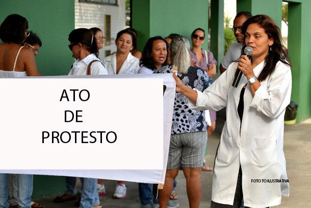 Sindicato dos Enfermeiros protesta contra gestão do Coren de Sergipe
