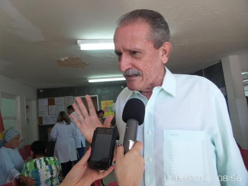 José Carlos Machado assume prefeitura