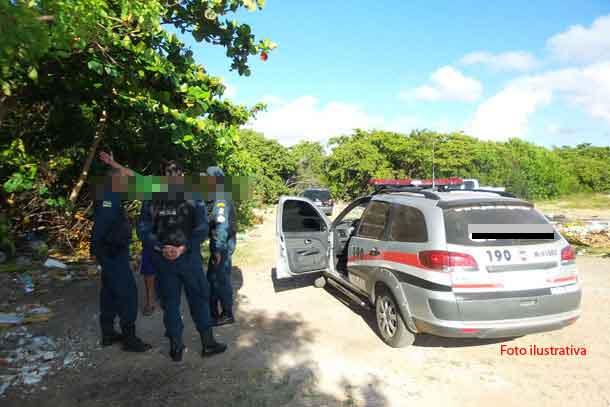 Policia Militar de Sergipe prende pai e filho por tráfico de drogas