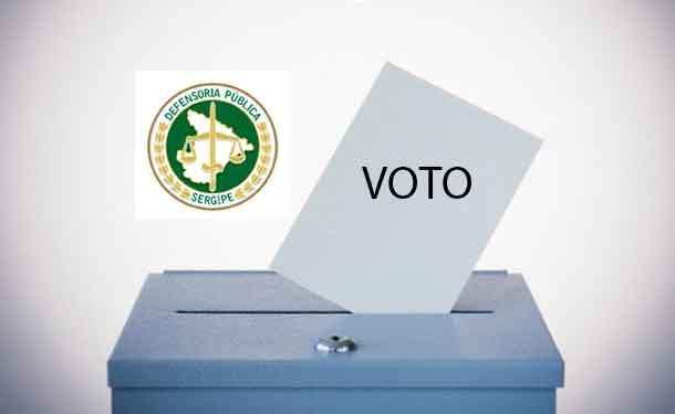 Eleição da Defensoria Pública de Sergipe acontece nesta sexta-feira