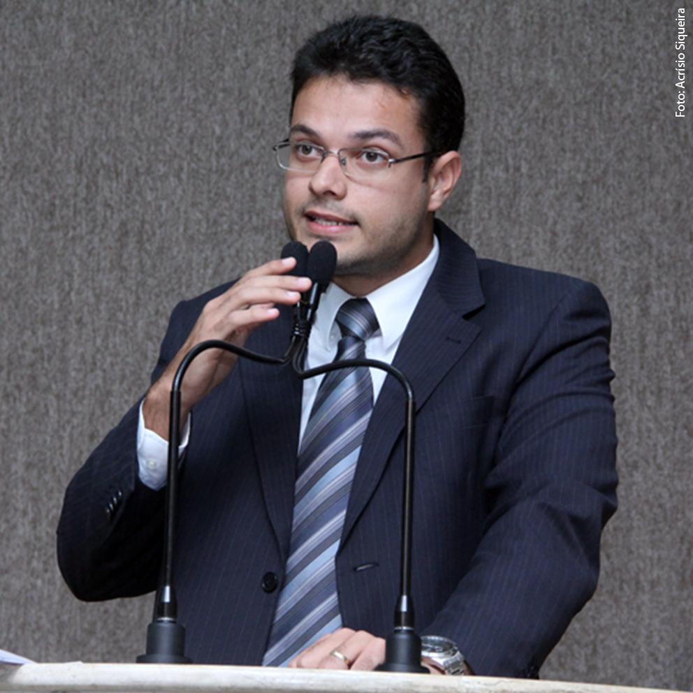 Anderson volta a cobrar diversas solicitações de melhorias para o Siqueira Campos