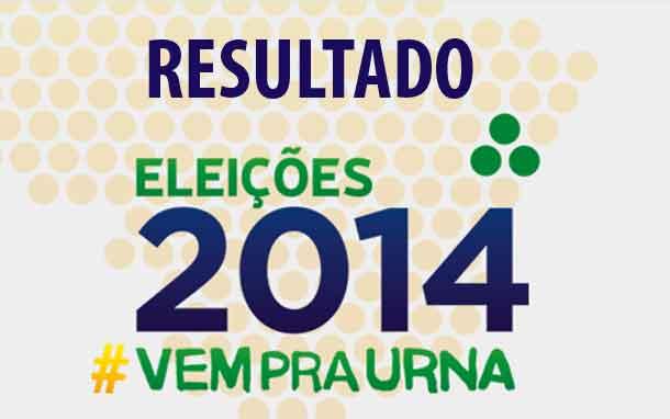 TRE DIVULGA RESULTADO FINAL OFICIAL  DAS ELEIÇÕES 2014