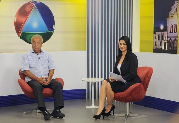 """""""Líder não se nomeia por decreto"""", declara Jackson durante entrevista na TV Atalaia"""