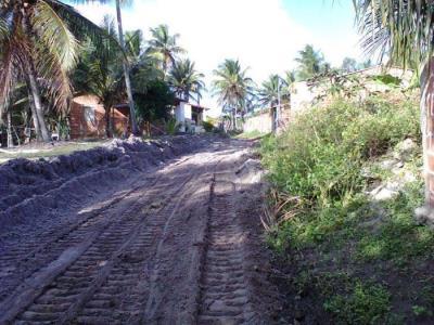 Prefeitura de Pirambu interdita trechos para realizar obras em povoados