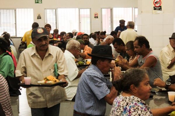 Restaurante Padre Pedro ampliará número de refeições