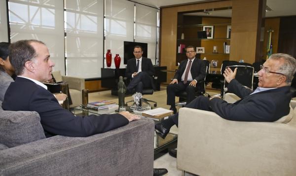 Jackson propõe que Estados Unidos e China invistam em Sergipe