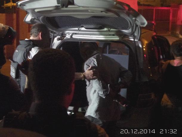 Foragido da Operação Veraneio é preso pela 4ª DM
